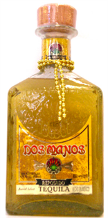 Dos Manos Tequila Reposado 750ml - Case of 12